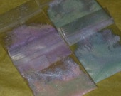 Iridescent Color-shifting Cosmetic Glitter Sampler Set (duochrome reflects)