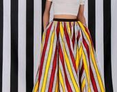 NEW The Shavon Midi Skirt