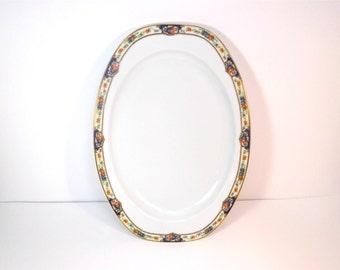 Vintage TK Thun Czechoslovakia 'Granada' Large Platter