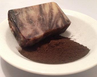 Gingergrass Black Walnut Handmade Soap-100% Natural-Cold Processed
