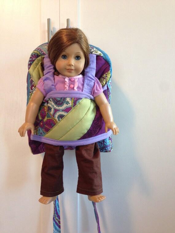 Best Friend Take Along Backpack Doll Carrier American Girl