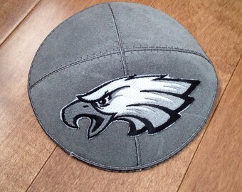 Philadelphia Eagles yarmulke/kippah