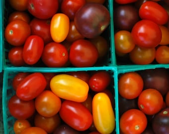 Market Cherry Tomatoes