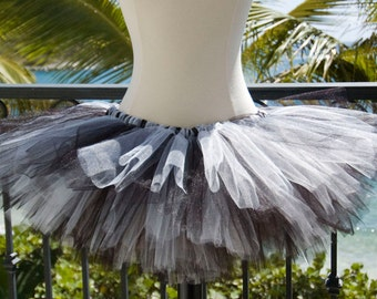 Adult Tutu - Black and White