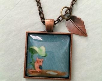 Mouse Pendant/Necklace