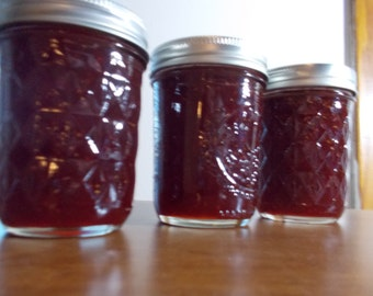 Strawberry Jalapeno Jam  Homemade