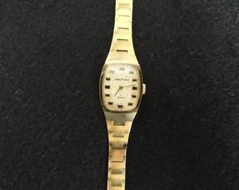 17 Jewels Ladies Waltham Wind Up Vintage Watch