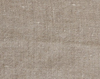 Natural Linen Fabric Rustic 240 g/m2 (BF10)