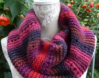 Pure Wool Cowl  -  1433