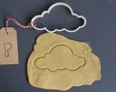 Big cloud cookie cutter #...