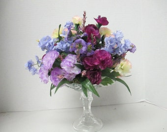 floral arrangement, Centerpiece Spring OOAK
