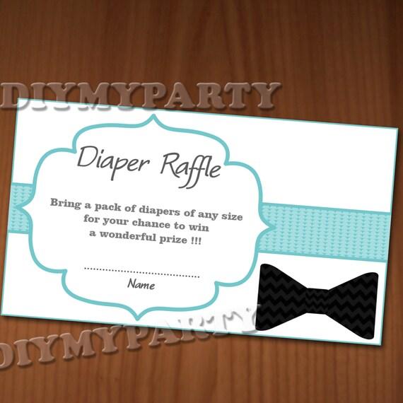baby shower diaper raffle ticket diaper raffle cards diapers raffles