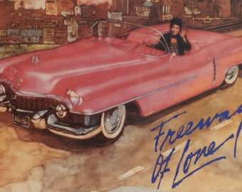 Aretha Franklin Freeway Of Love The Pink Cadillac Mix