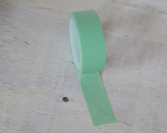Solid Sage Green Washi Tape