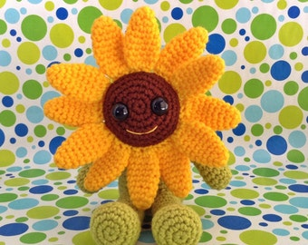 SnuggleMe Flower PDF Crochet Pattern