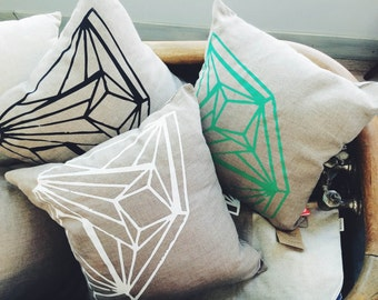 Aube decorative cushion
