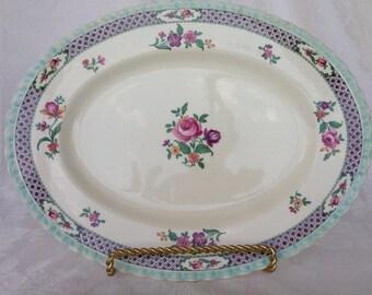 Myott vintage oval platter
