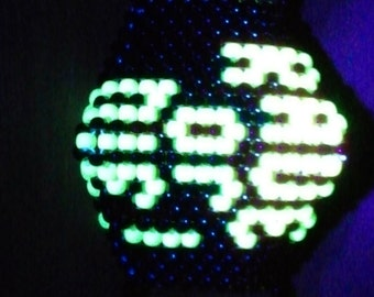 Blood Rave or Die Cyber Kandi Mask