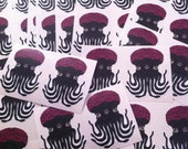 Octopus Brains 3x4 (Custom Cut) Stickers
