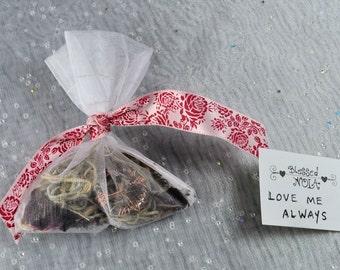 New Orleans Love Me Always Mojo Bag  // Voodoo & Hoodoo