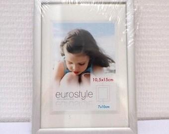 Silver frame 10cm x 15cm