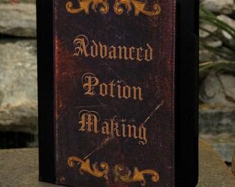 "iPad Mini Tablet case - Harry Potter inspired ""Advanced Potion Making"" design"