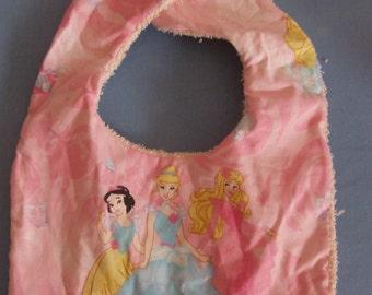 Baby bib Disney Princess Snow White Cinderella Sleeping Beauty
