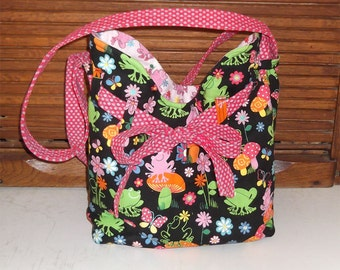 Lollypaloopa Purse CD- easy step by step directions with video and printable patterns