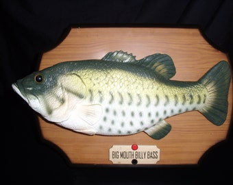 Popular items for tabletop display on etsy for Dont worry be happy fish