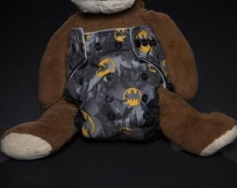 Batman Pocket Cloth Diaper Cover
