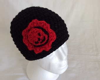 Gears of War Crochet Hat.