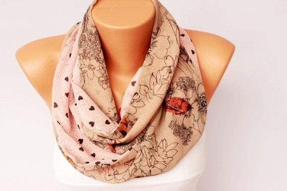 Scarf,loop scarf ,infinity scarf