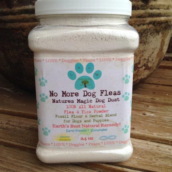 all natural flea tick powder for dogs no more dog. Black Bedroom Furniture Sets. Home Design Ideas