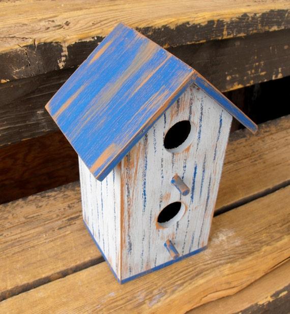 Large Decorative Bird House