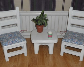 Chair For 18 Inch Doll's Like The American Girl Doll