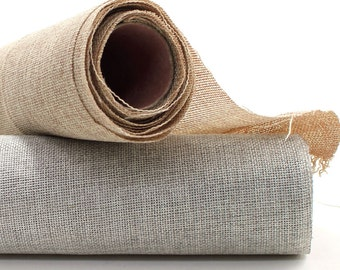 "Burlap Roll 11"" wide x 5 yards  - ** FREE SHIPPING **"