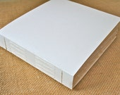 """8"""" x 8""""  Artist Watercolor Sketchbook  with 128 pages of 140 lb ( 300gsm )coldpressed watercolor paper"""
