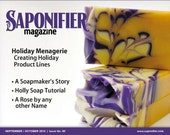 Saponifier Back Issue: Se...