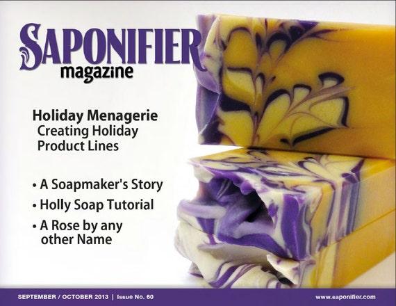 Saponifier: Sept/Oct 2013