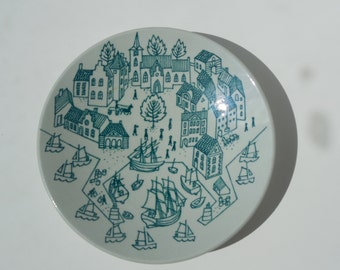 Hoyrup Limited Edition plate.