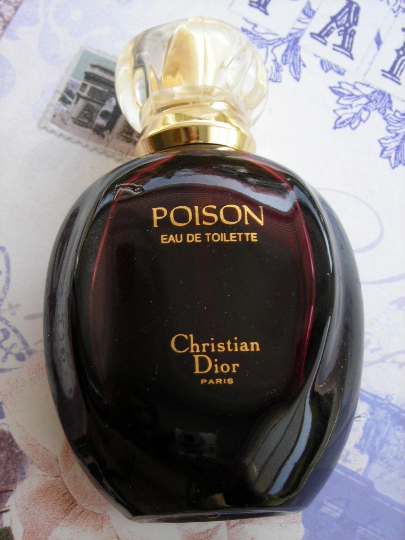 Christian Dior Poison Purple Bottle - Ontario Active School