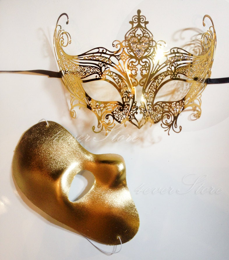 Masquerade Masks; Filter. Back. Clear Aplpy. Shopping guide. Use the filters and leave it to us to find the perfect item for you. Clear all At a Glance: This Venetian Masquerade Mask Cosima is a version of the traditional Colombina mask. This is #7 in out Cosima luxury style masks for women.