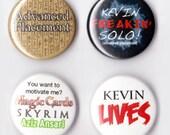 Supernatural Kevin Tran B...