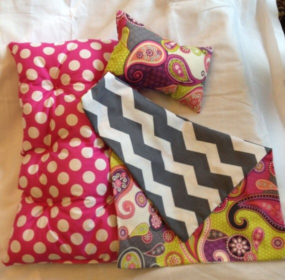Doll Bedding perfect for American Girl Dolls