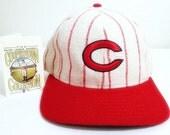 Vintage Cincinnati Reds 1960s Replica Baseball Cap