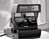 Polaroid 600 Camera OneStep - Film Tested Working - Vintage camera - instant camera
