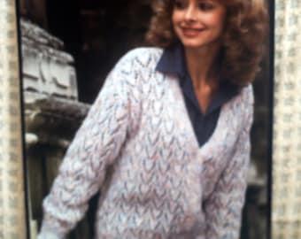 new knitting pattern Robin 13620