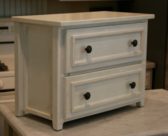 Drawer Table/Countertop Chest