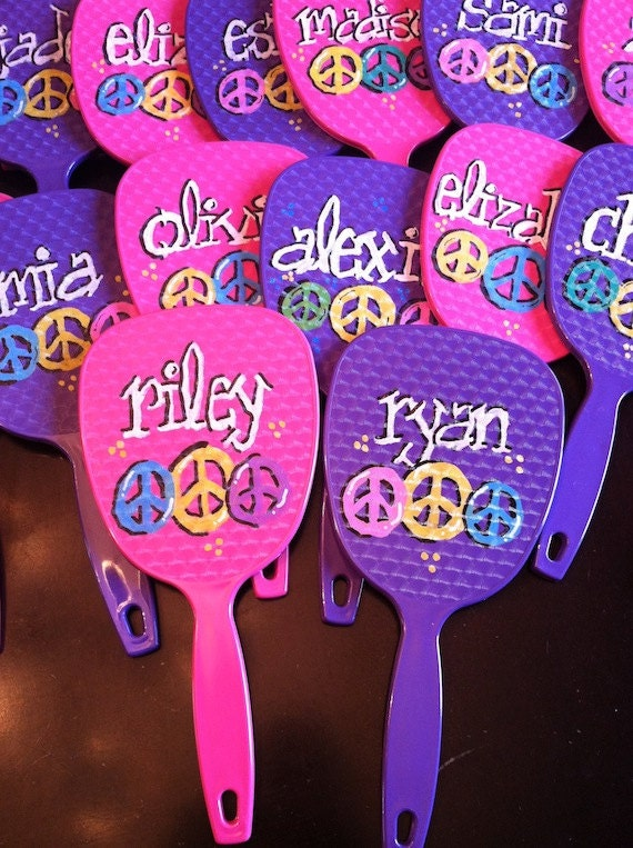 Personalized Hand Mirror