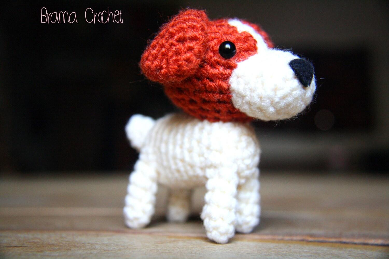 Amigurumi Jack Russell Pattern : Jack russell terrier amigurumi patterns patterns kid